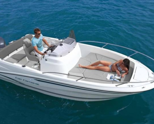 Rent boats Cap Camarat